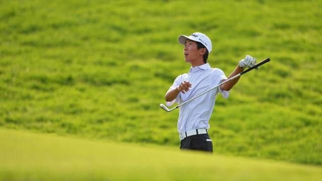 US Open - Teenaged amateur Kim in top 10