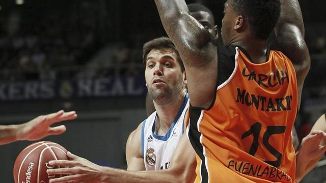 El Real Madrid barre al Mad-Croc Fuenlabrada