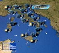 Meteo Week-end: guasto al Centro-Nord, sole al Sud
