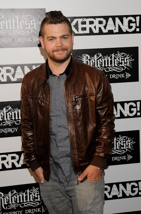 The Relentless Energy Drink Kerrang! Awards 2011 - Arrivals