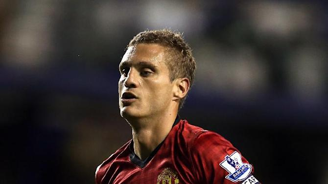 Nemanja Vidic wants Manchester United to take their chances better