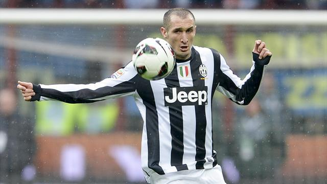 Liga - Spanish transfer news: Real Madrid eye €22m Chiellini swoop