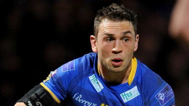 Rugby League - Leeds stun Wigan to make final