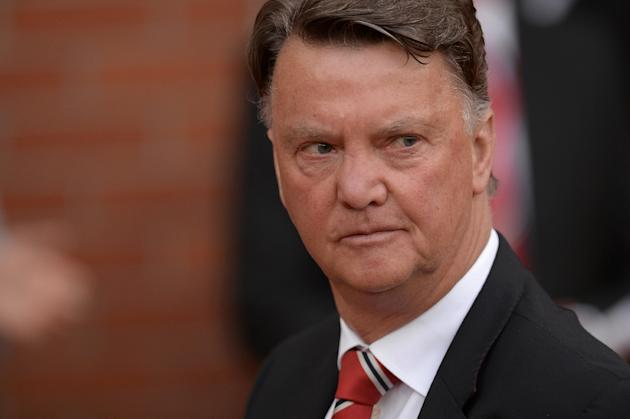 Louis van Gaal's position as manager of Manchester United has been under pressure for several months and media reports have suggested Jose Mourinho is poised to take his place