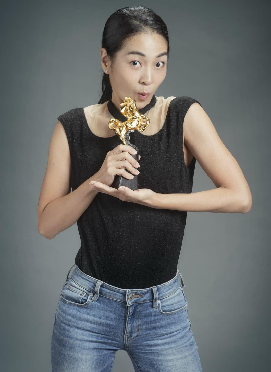 第56屆金馬獎最佳新導演入圍者:《波羅蜜》陳雪甄
