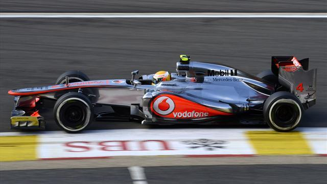 Hamilton 0.001s quicker than Alonso in final Monza practice