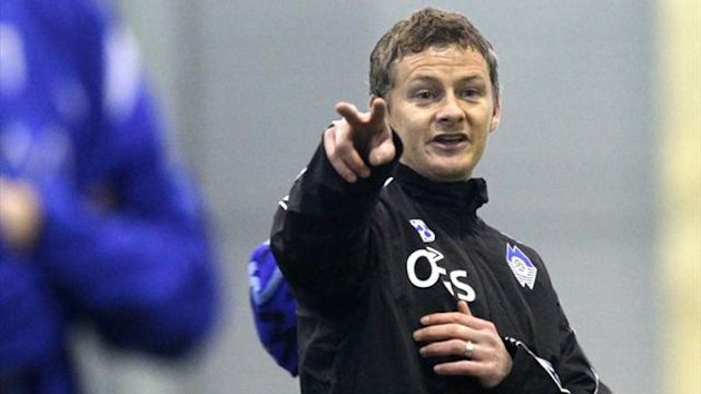 Molde coach Ole Gunnar Solskjaer has emerged as the leading candidate to succeed Malky Mackay (Reuters)