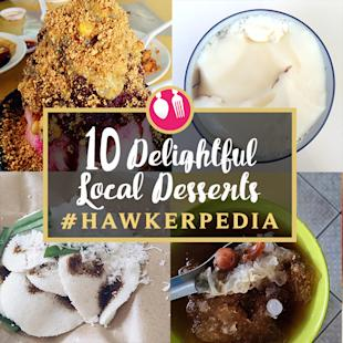 Burpple - 10 Delightful Local Desserts #Hawkerpedia