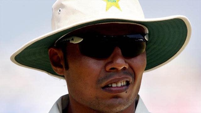 Cricket - Pakistan board backs life ban on Kaneria