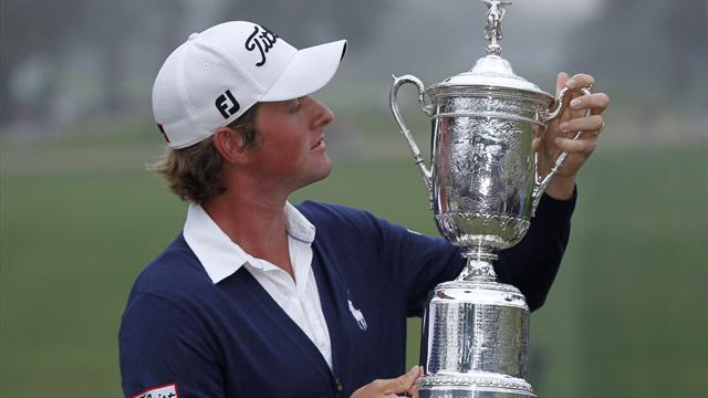 US Open - Simpson aims for historic double