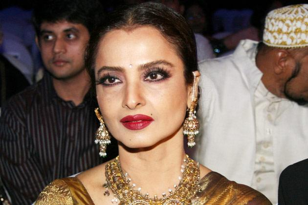 Rekha as MP