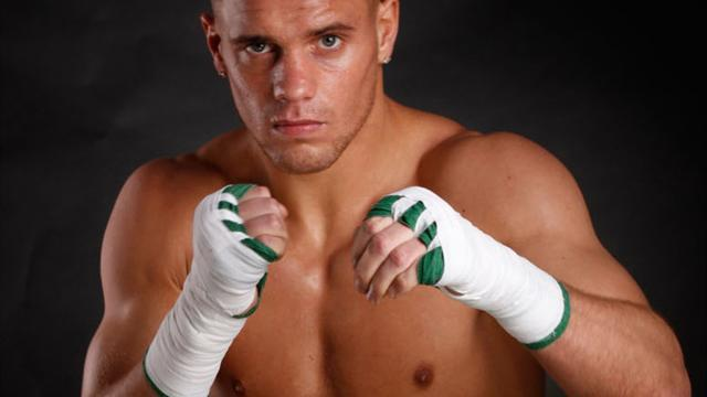 Boxing - Ricky Boylan signs with Matchroom