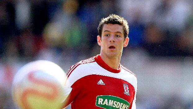 Middlesbrough's Lukas Jutkiewicz scored a double after being brought into the starting line-up by Tony Mowbray
