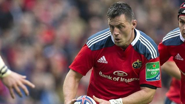Heineken Cup - Munster secure home quarter-final