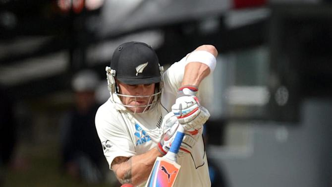 Cricket - Black Caps secure victory over West Indies in first Test