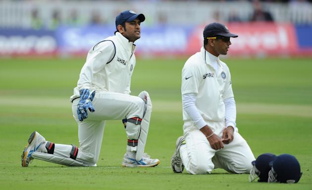 England v India: 1st npower Test - Day One