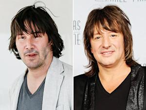 Keanu Reeves Gains Weight, Looks Like Richie Sambora
