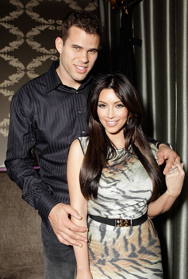 Kris Humphries's marriage into the Kardashian family was short-lived. (WireImage)