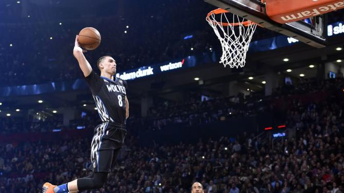 Never give up on the NBA Slam Dunk Contest