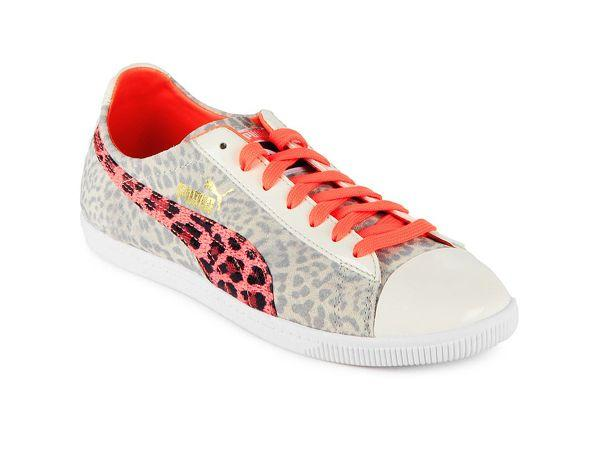 Brand: PumaWhat: Leopard print sneakersPrice: Rs.4,699Where to buy: Puma outlets across the country