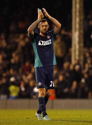 Goalscorer Steven Fletcher felt Sunderland took control of the game against Fulham
