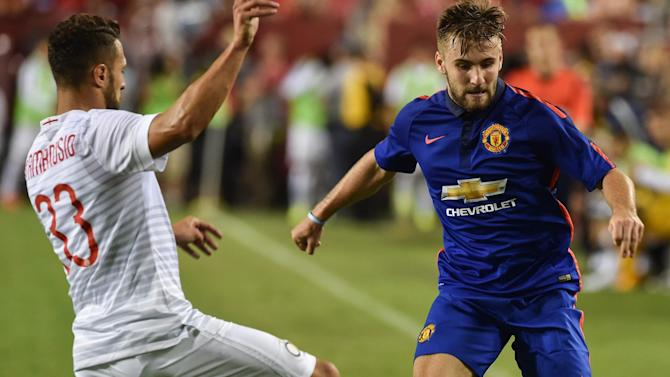 Premier League - Shaw: Van Gaal was right, I made a mistake