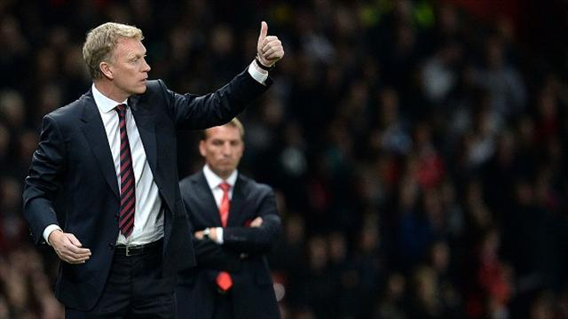 Football - Double boost for Moyes