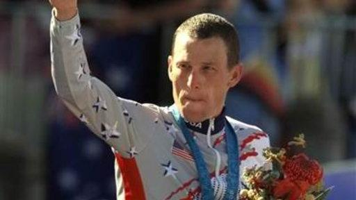 Lance Armstrong Stripped of Olympic Medal