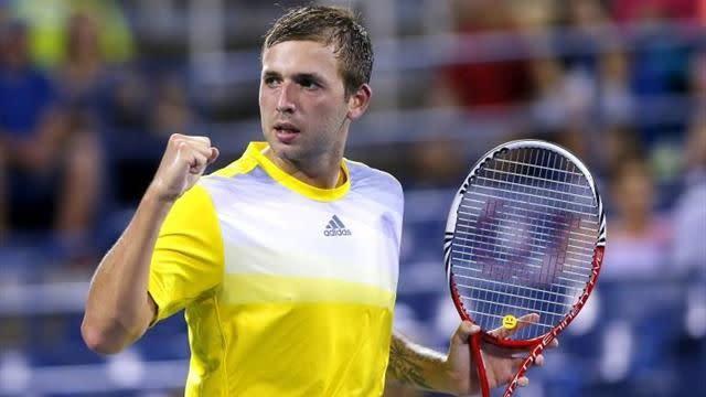 Tennis - Evans, Ward, Baghdatis awarded Queen's wild cards