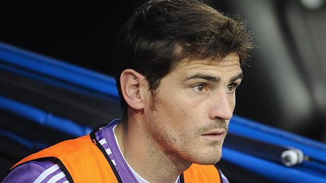 Liga - Ronaldo: Casillas must fight for Madrid place