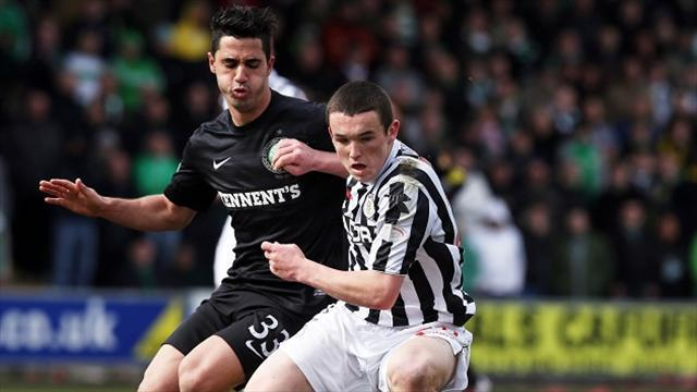Scottish Football - Sibling rivalry drives McGinn on