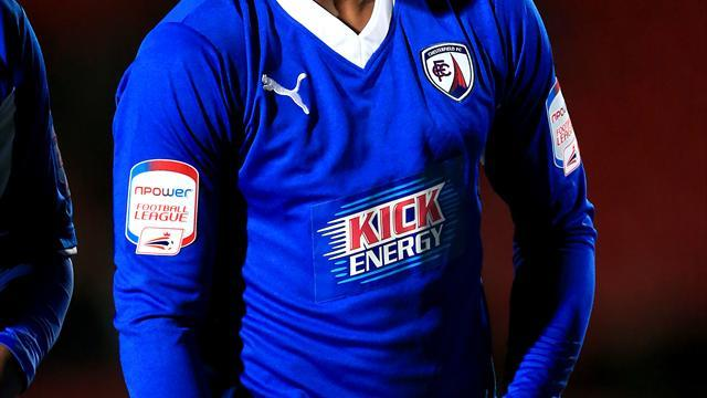 Football - Forbes in Spireites exit