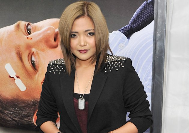 Charice attends the 'Here Comes The Boom' premiere at AMC Loews Lincoln Square on October 9, 2012 in New York City. (Photo by Michael N. Todaro/FilmMagic)