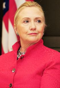 Hillary Clinton | Photo Credits: Christiaan Kotze/Foto24/Gallo Images/Getty Image