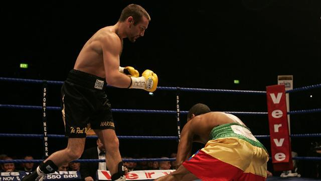 Boxing - Scottish former world champion jailed for assault