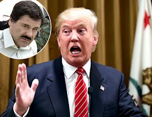 Mexican Drug Lord El Chapo Rips Donald Trump Via Twitter Following Second Prison Break