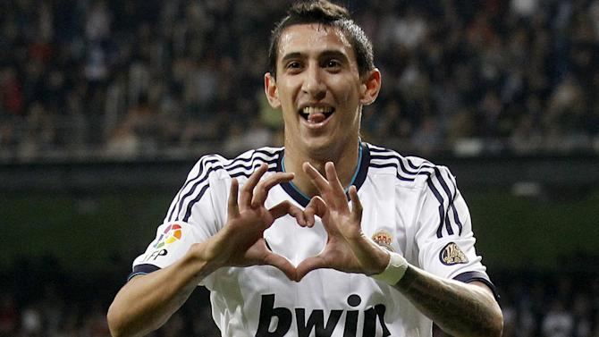 Liga - Real Madrid 'sold Angel Di Maria because he was too ugly'