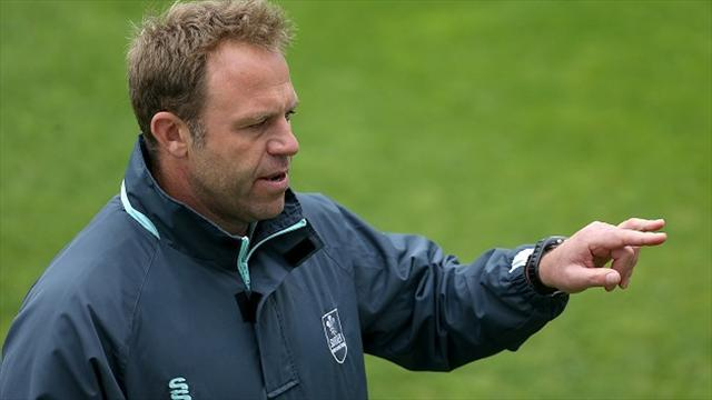 Cricket - Adams 'disappointed' by Surrey exit
