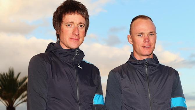 Tour de France - Froome: I'd prefer Porte as support act than Wiggins