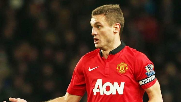 Inter admit Vidic interest