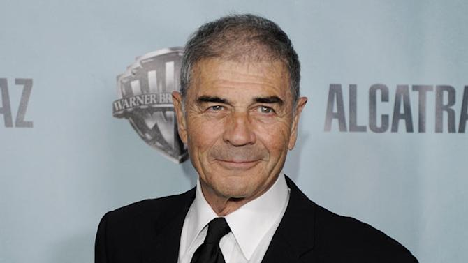 "Robert Forster attends the premiere party for Fox's ""Alcatraz"" on January 11, 2012 in San Francisco, California."