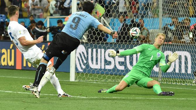 World Cup - Hodgson: We controlled Suarez pretty well