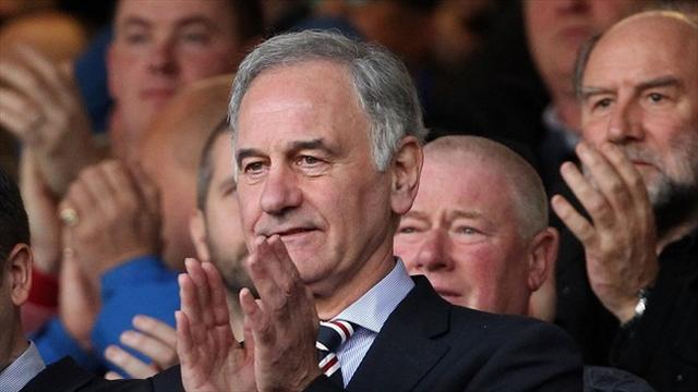 Scottish Football - Green stands down from Rangers consultant role