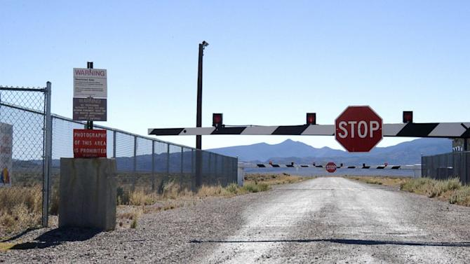 Area 51 Revealed in CIA Spy Plane Documents