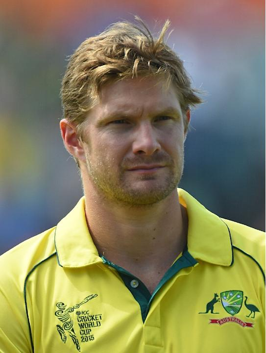 Shane Watson has played 182 ODIs and 56 Tests in his career and from 2012-2014 he was Australia's best-paid cricketer