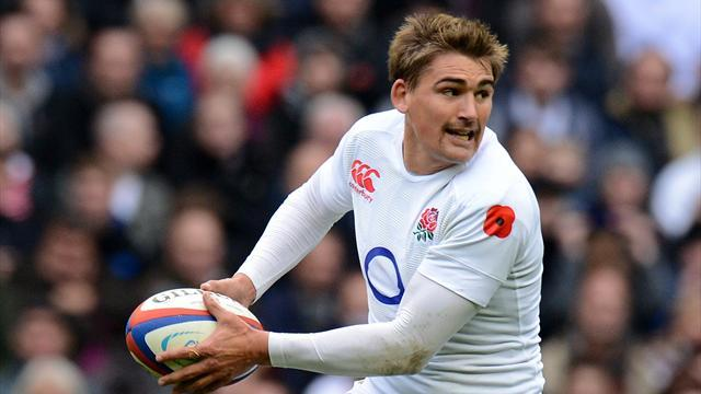 Six Nations - England's fly-half headache
