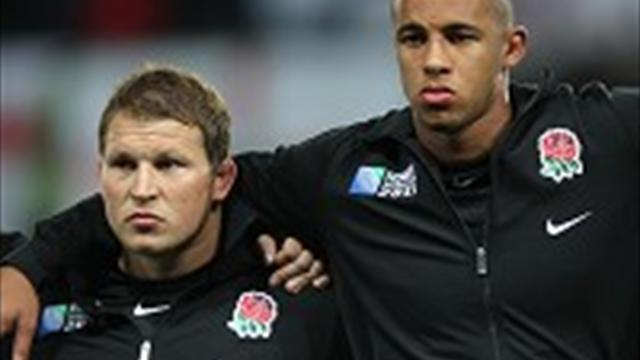Rugby - Mallinder praises impact of England duo