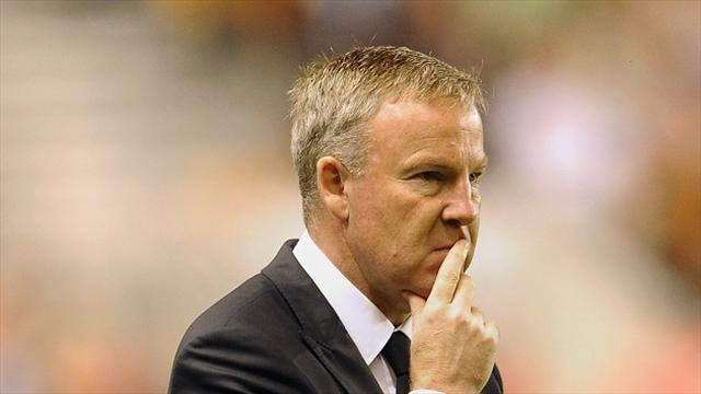 Football - Jackett relieved with point