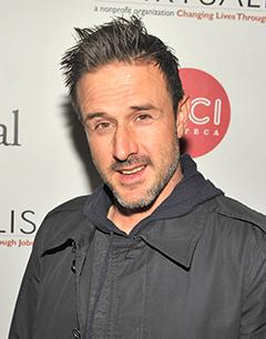 David Arquette Celebrates One Year of Sobriety