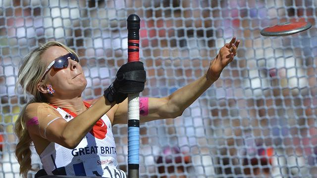 Athletics - Pearson wants golden double at Rio 2016